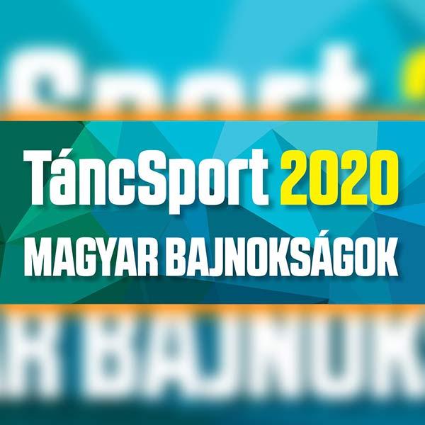 TáncSport Magyar Bajnokságok 2020