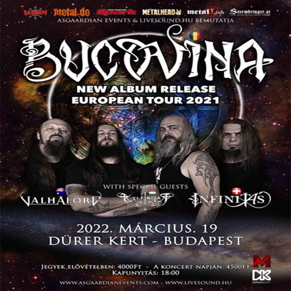 Bucovina European Tour 2021