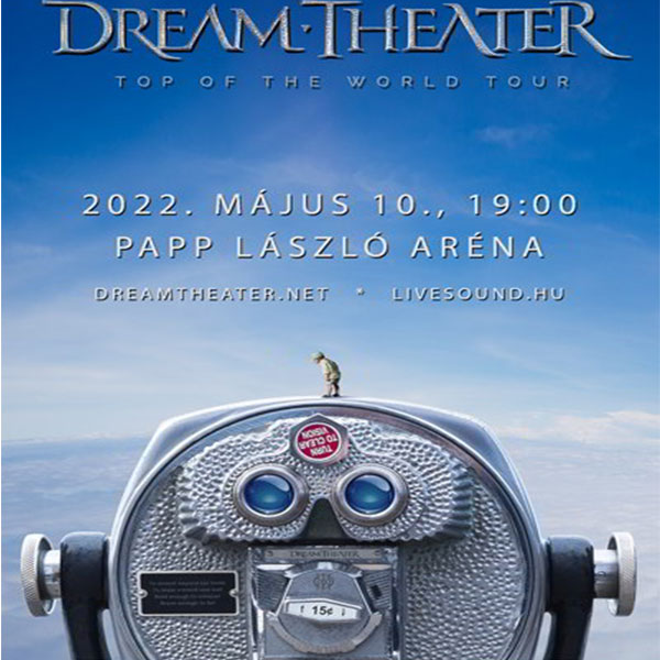 Dream Thater 2022 + Support