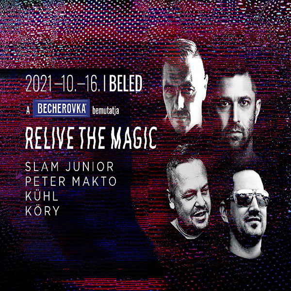 Relive the Magic 2021. 10.16.