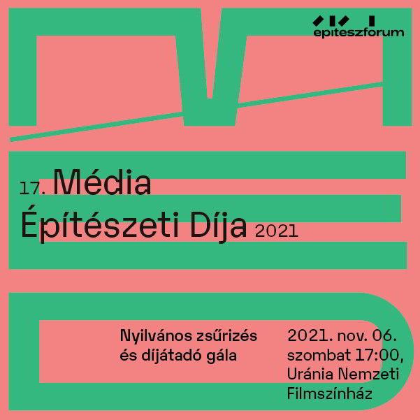 17. Média Építészeti Díja