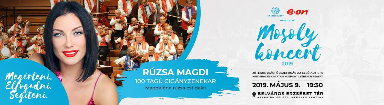 Rúzsa Magdi és a 100 Tagú Cigá