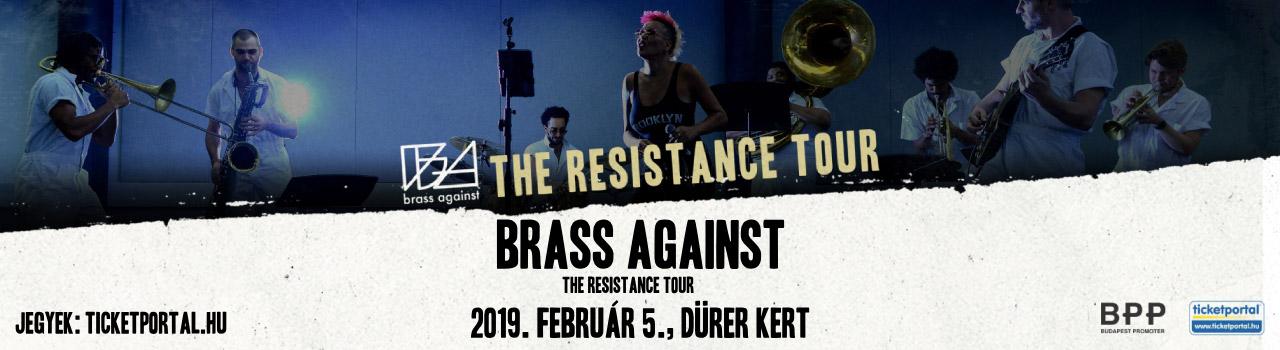 Brass Against
