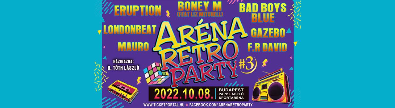 Arena Retro Party 3