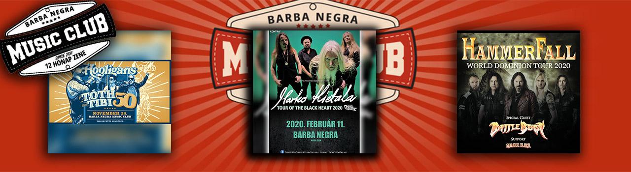 Barba Negra Music Club