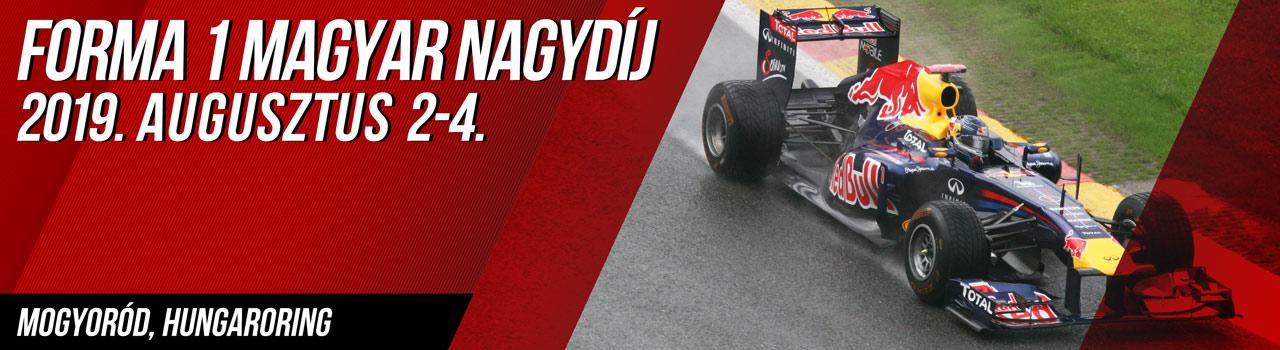Formula 1 Magyar Nagydíj