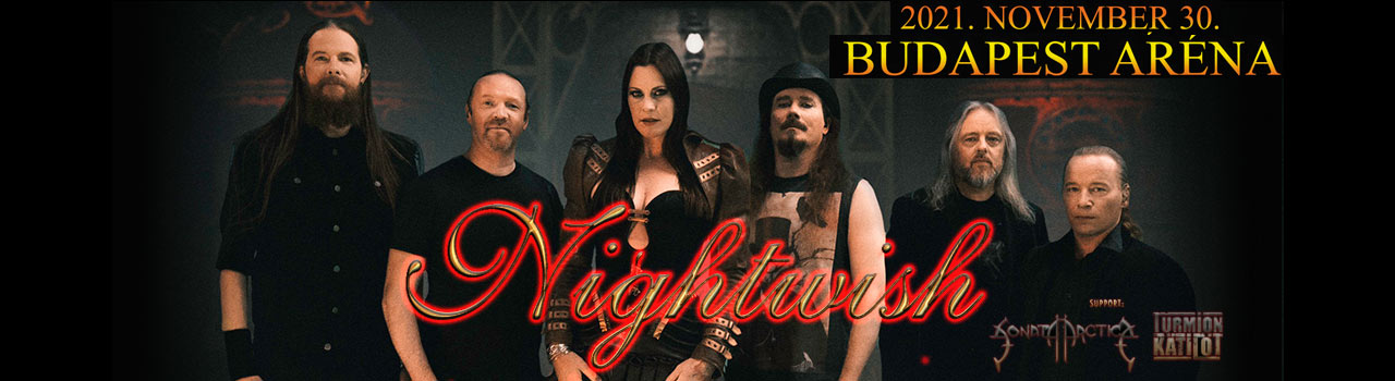 Nightwish - European Tour 2021