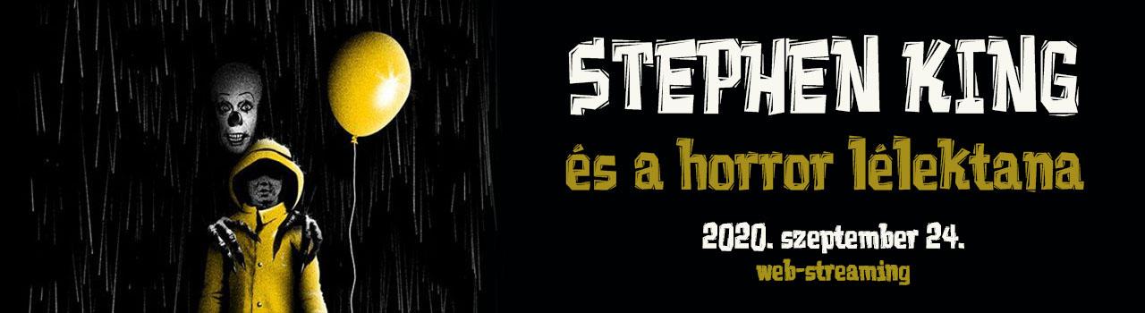 Stephen King  és a horror léle