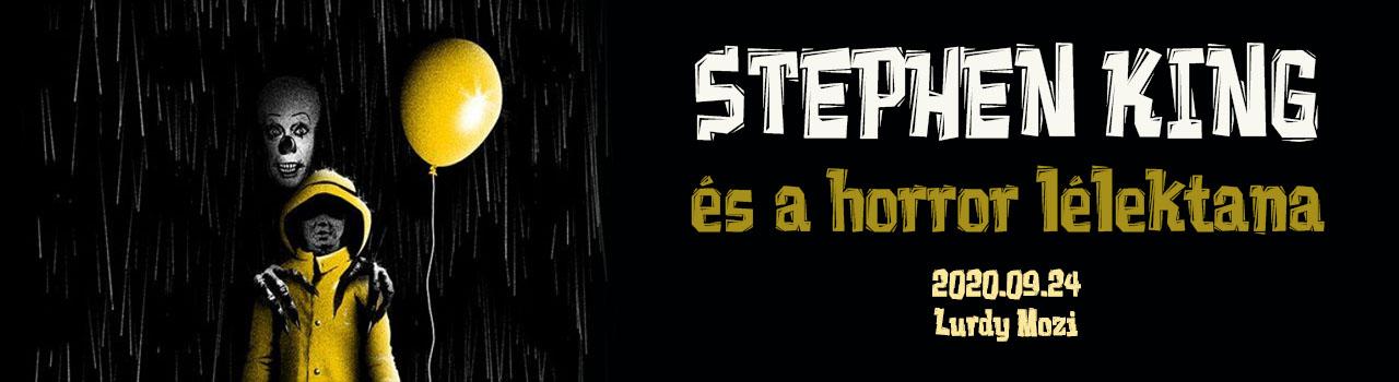 Stephen King és a horror lélek