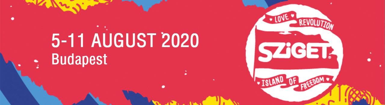 Sziget Fesztivál 2020