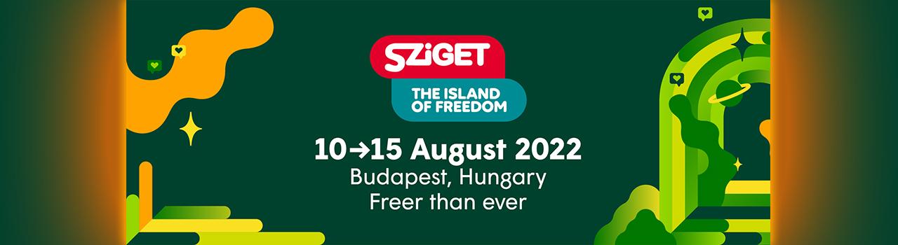 Sziget Fesztivál 2022